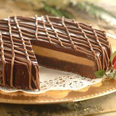 dessert cakes, chocolate desserts, buckeyes, buckey cake, food
