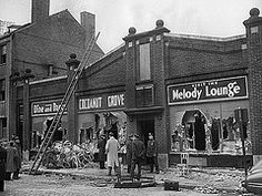 The Cocoanut Grove was Boston's premier nightclub during the post-Prohibition 1930s and 1940s. On November 28, 1942, this club was the scene of the deadliest nightclub fire in history, killing 492 people (which was 32 more than the building's authorized capacity) and injuring hundreds more.