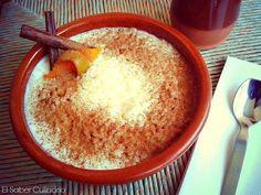 Cocina – Recetas y Consejos Microwave Rice Pudding, Microwave Recipes, Clean Recipes, Cooking Recipes, Sweet Desserts, No Bake Desserts, Dessert Recipes, Spanish Desserts, Mug Recipes