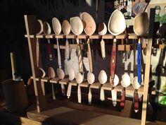 Magnus Sundelin amazing spoon rack