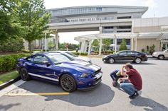 2013 Ford Mustang Shelby GT500 Road Trip Picture Gallery