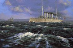 Royal Canadian Navy, Royal Navy, Man Of War, Naval History, Canadian History, Boat Painting, Navy Ships, Ship Art, Battleship