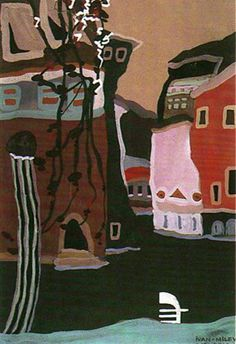 """Venice"", by Ivan Milev"