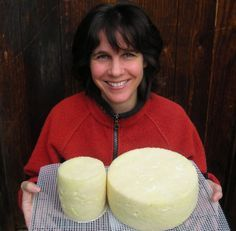 Marblemount Homestead: How to make Gouda cheese - the recipe and a picture tutorial
