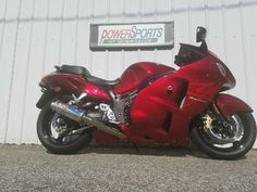 Used 2007 Suzuki Hayabusa™ 1300 Motorcycles For Sale in South Carolina,SC. As they say, it ain't bragging if it's true. So when we claim that the Suzuki Hayabusa GSX1300R is the fastest production bike on the planet, we're merely stating the facts. It is, pure and simple, an engineering masterpiece that turns advanced technology and aerodynamic design into unmatched performance. But that's not all, in addition to the incredible performance you get from the Hayabusa, you also get an extra…