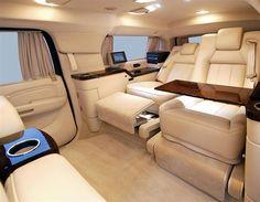 Private jet interior (© © Becker Automotive Design)