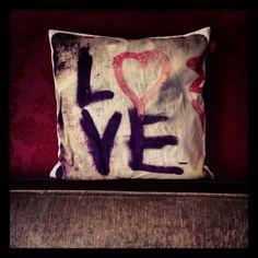 Cushions available. Contact : gretha@ballackarthouse.com Interior Decorating, Cushions, Throw Pillows, Heart, Drawing Room Interior, Pillows, Cushion, Decor Pillows, Interiors