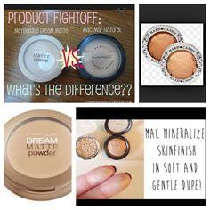 MAC makeup dupe
