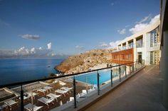 7. Lindos Blu, Lindos, Greece