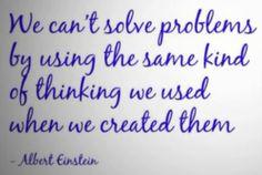 Einstein's wijsheid