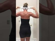 Help alleviate shoulder and neck pain, carpal tunnel syndrome, golfers or tennis elbow and forward shoulders using the FasciaBlaster made by Ashley Black Gur. Neck Exercises, Stretches, Deep Fascia, Fascia Blasting, Body Makeover, Ashley Black, Adipose Tissue, Ehlers Danlos Syndrome, Diastasis Recti