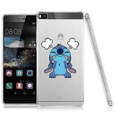 huawei p8 lite coque silicone doctor who