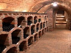 Old+World+Wine+Cellar+in+Brick+with+Brick+Arched+Storage+and+Arched+Brick+Ceiling.jpg (600×450)