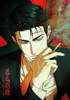 Manga Anime, Manhwa Manga, Manga Art, Anime Art, Handsome Anime Guys, Cute Anime Guys, Bl Webtoon, Beauté Blonde, Manga Love