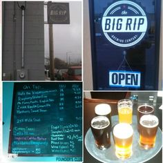 The Big Rip Brewing Company in North K.C. Missouri