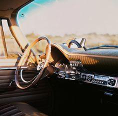 ♥ #Car #vintage