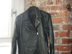 Dublin, March, Leather Jacket, Colour, Green, Jackets, Fashion, Studded Leather Jacket, Color