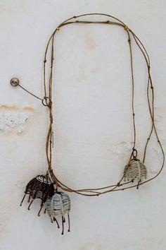 Necklace |  Eva Schreuder