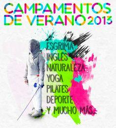 CAMPAMENTOS DE #VERANO EN EL CLUB DE ESGRIMA DE MADRID Campamentos de Verano
