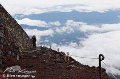 Japon mont Fuji (5) #fuji #japon #fujisan #ascension