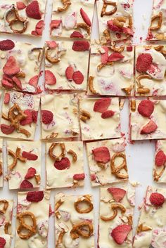 Recipe: Yogurt Pretzel Bark — Recipes from The Kitchn #recipes #food #kitchen