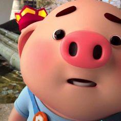 This Little Piggy, Little Pigs, Pig Wallpaper, Watch Wallpaper, Cute Piglets, Pig Drawing, Pig Illustration, Funny Pigs, Pig Art