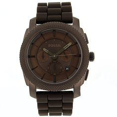 Fossil Men's Stainless Steel Analog Brown Dial Watch FS4702 - http://www.styledetails.com/fossil-mens-stainless-steel-analog-brown-dial-watch-fs4702 - http://ecx.images-amazon.com/images/I/51GD4bXVemL.jpg