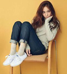 Krystal Fx, Jessica & Krystal, Jessica Jung, Kpop Girl Groups, Korean Girl Groups, Kpop Girls, K Pop, Krystal Jung Fashion, Beauty Shots