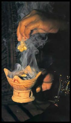 The burning of Oud and Bakhoor…a shirk???