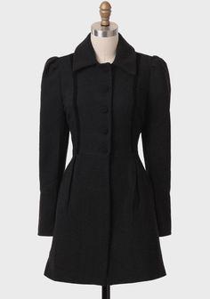 Buckingham coat.