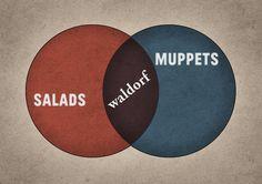 muppet salad @Jillian Austin please love this as much as I do
