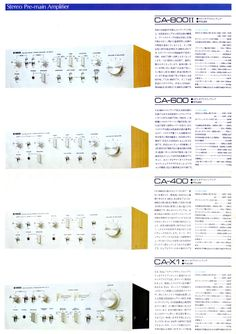 Amplifier Tuner 1976 Yamaha