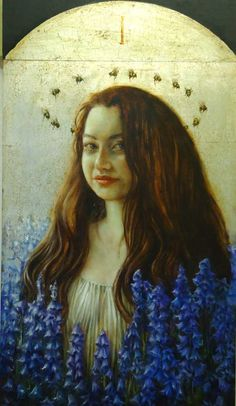 Catto Gallery | Pam Hawkes Solo Exhibition 2016 | Seasons - Spring