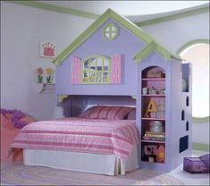77 fantastiche immagini su Stanze per bambini | Letti a castello ...