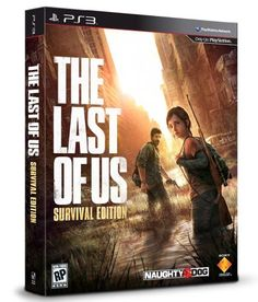 ab1ed10d0246  The Last of Us  - Survival Edition by