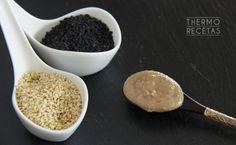 ¿Sabías que con Thermomix puedes preparar tahini casero? Descubre nuestra receta y podrás darle la textura que más te guste.