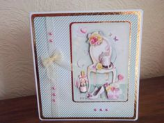 A wedding card made from Hunkydory's little book of moments and memories. Hunkydory Crafts, Little Books, Wedding Cards, Projects To Try, Hunky Dory, Card Making, In This Moment, Memories, Frame