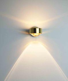 Top Light Puk Wall LED Linse/Glas – Design Leuchten & Lampen Online Shop