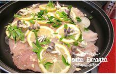 Como preparar um filé de pescada rápida sem gordura e sem cheiro na casa.