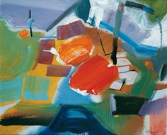 Red Centre, 1972 (Pallant House Gallery, Chichester)