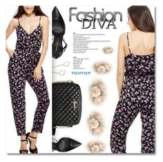 """T O M T O P"" by defivirda ❤ liked on Polyvore featuring Tamara Mellon"