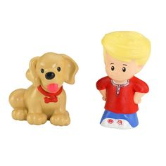 Little People® Eddie™ & Puppy - Shop Little People Toddler Toys | Fisher-Price