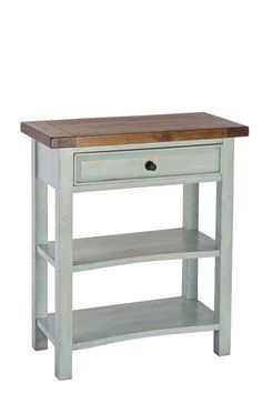 5362-889W Tuscan Retreat® Single Drawer Console Table