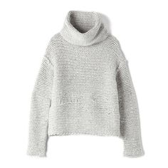 """Whatever your weekend plans might entail, whether it's a trip to the farmers' market or a """"Friendsgiving"""" fete, this oversize Raquel Allegra sweater has got you covered."""