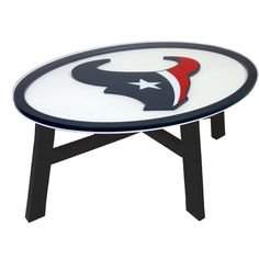 Fan creations nfl pub table nfl team indianapolis colts n0565 ind fan creations n0518 hou houston texans coffee table home furniture showroom watchthetrailerfo