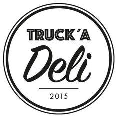 Truck'a'deli #logo #otteogtyvetres #graphicdesign