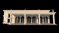 Coloane grecesti salon nunti design exterior Venus, Palace, Design Exterior, Home, Palaces, Castles, Venus Symbol
