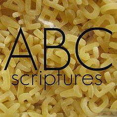 Great scripture learning ideas #homeschool