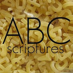ABC's of Scripture