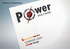 Blur Web Power Company Logo Design on Behance